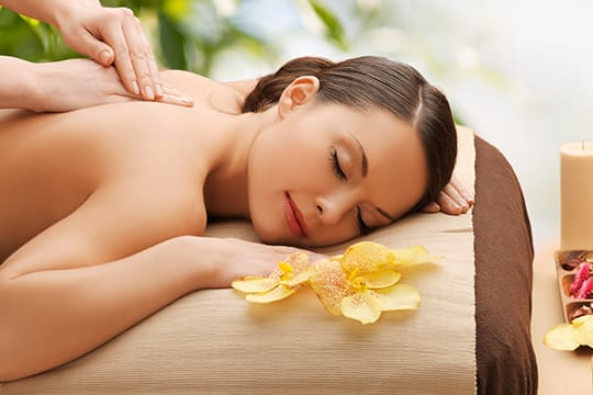 Relaxing Classic Massage