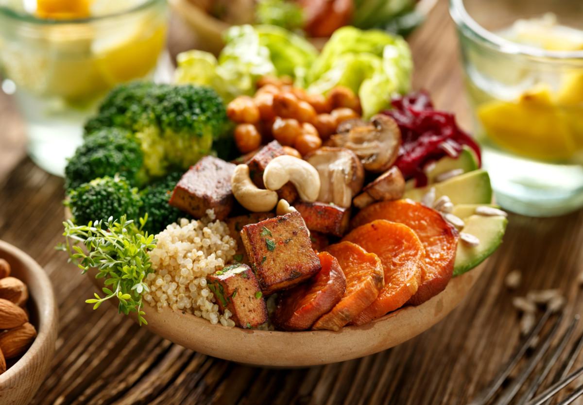 Seven Major Nutrient Types - Nutrition Consultant